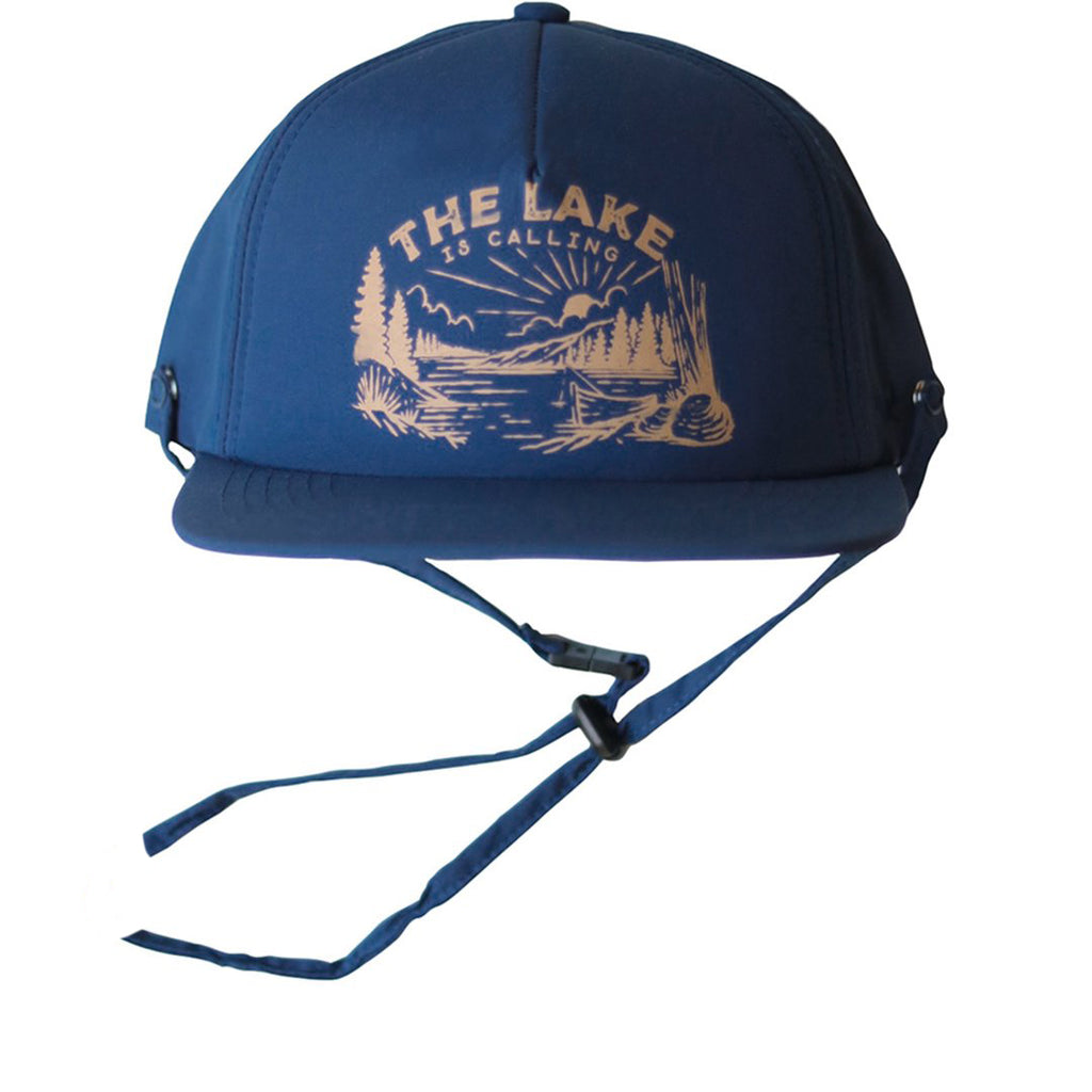 Explore Water Hat - Lake Is Calling