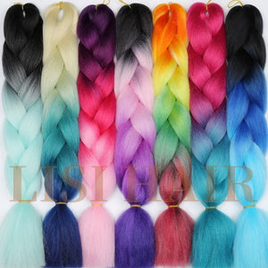 Hair Synthetic Crochet Braiding Hair Extensions