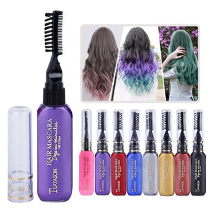 Temporary DIY Hair Color Pen