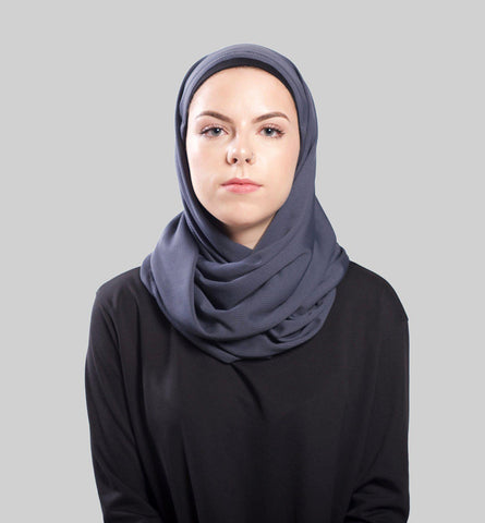 Your Revolution Sports Hijab - Grey
