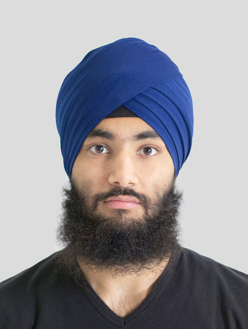 Sports Turban - Midnight Blue