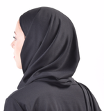 Free Wrap Sports Hijab - Black