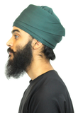 Sports Turban - Forest Green