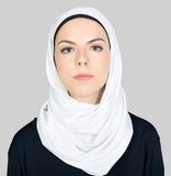 Your Revolution Sports Hijab - White