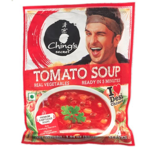 Ching's Tomato Soup 60gm