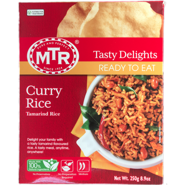 MTR Curry Rice Ready To Eat 300gm