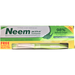 Neem Active Toothpaste 200gm
