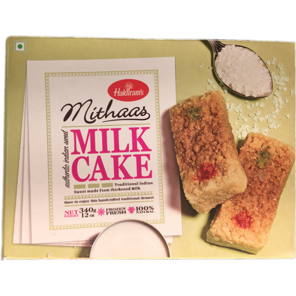 Haldiram Milk Cake 400gm