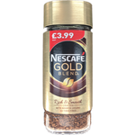 Nescafe Gold Coffee UK100gm