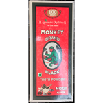 Monkey Brand Black Tooth Powder 200gm