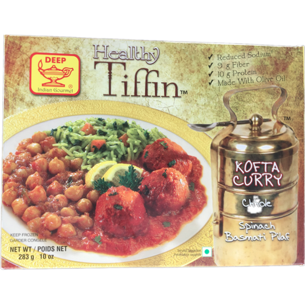 Tiffin Kofta Curry 10oz