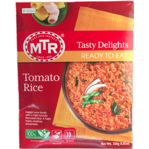 Mtr Tomato Rice Ready To Eat 400gm