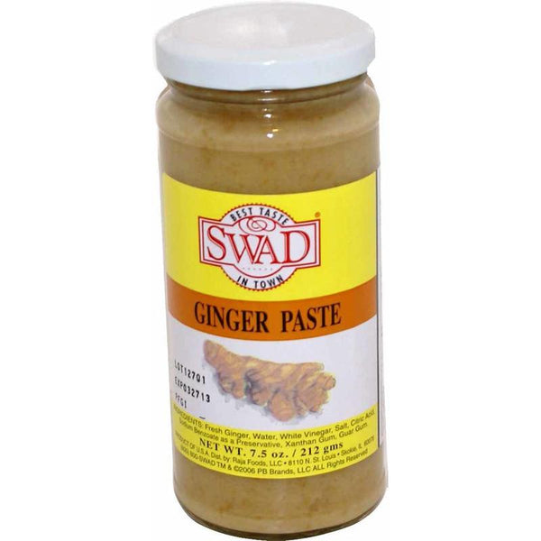 Swad Ginger Paste 7oz