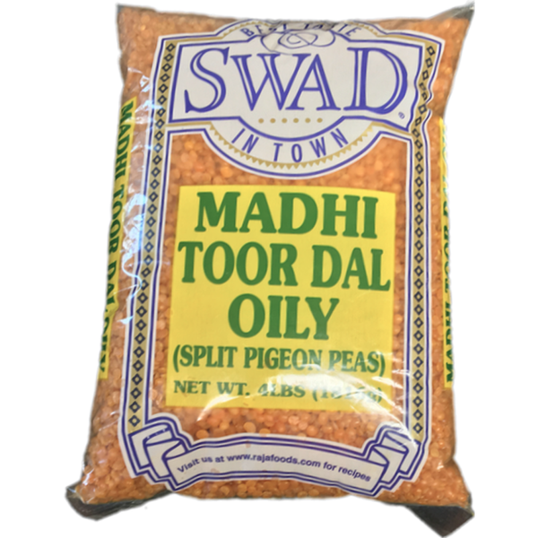 Swad Toor Dal Oily 4lb
