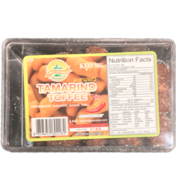 Tamarind Candy Hot 100gm