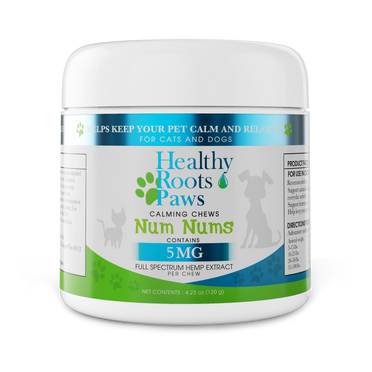 Healthy Roots Paws™ Num Nums Calming Pet Chews