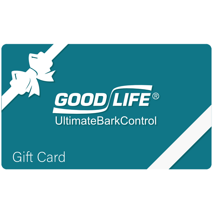 Ultimate Bark Control Gift Card $10