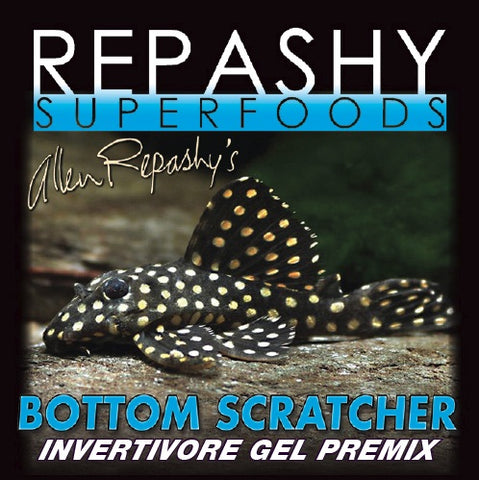 R&L Aquariums - Repashy Fish Food - Bottom Scratcher