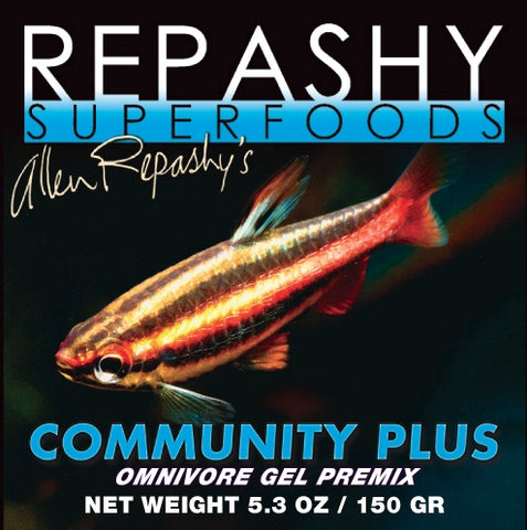 R&L Aquariums - Repashy Fish Food - Community Plus