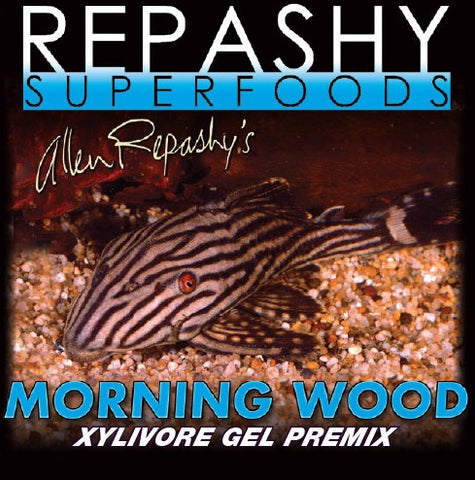 R&L Aquariums - Repashy Fish Food - Morning Wood