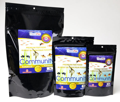 Northfin Community Formula 0.5mm Pellet