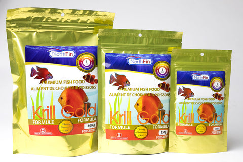 Northfin Krill Gold 1mm Pellet