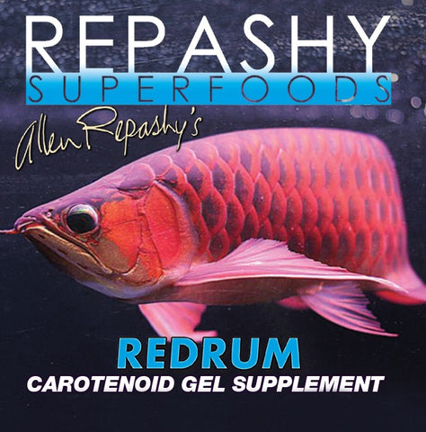 R&L Aquariums - Repashy Fish Food - Red Rum