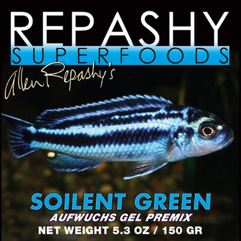 R&L Aquariums - Soilent Green