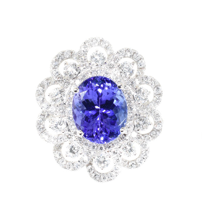 TANZANITE: A December Birthstone | Boca Raton, FL