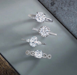 Top Engagement Ring Setting Styles | Boca Raton, FL