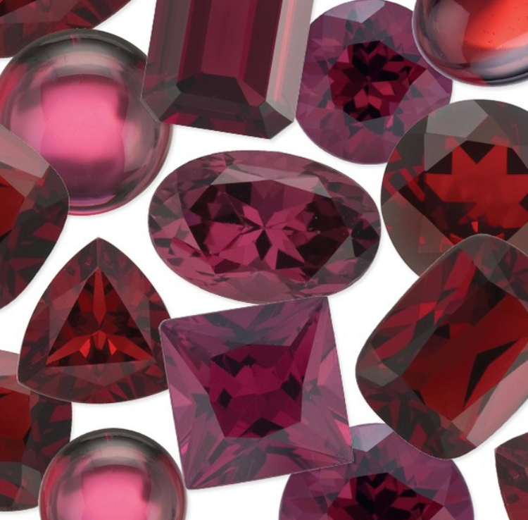 GARNET: The January Birthstone | Boca Raton, FL