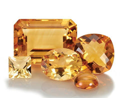 topaz and citrine