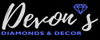 devon's diamonds and decor logo
