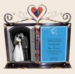 5x7 wedding picture frame