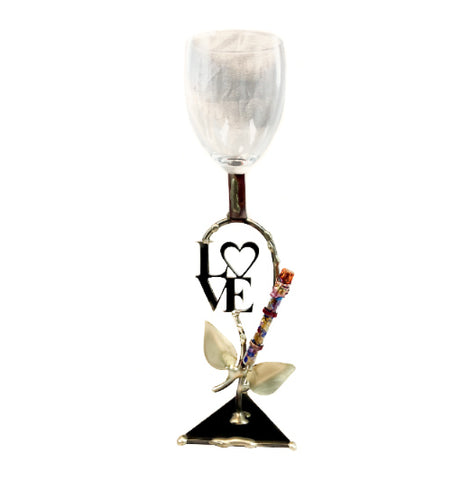 gary rosenthal wedding vine kiddush cup