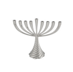 Michael aram silver twist menorah