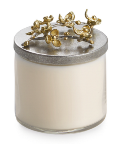 Michael aram bittersweet candle gold