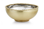 Michael aram molten gold bowl small boca raton