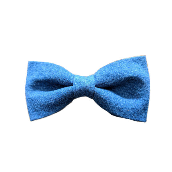 Sky Blue Pet Bow Tie │ The World Of Giulio Pet Supplies & Products