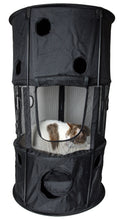 Pet Life Climbertree Circular Obstacle Play-Active Travel Collapsible Travel Pet Cat House - US │ The World Of Giulio Pet Supplies & Products