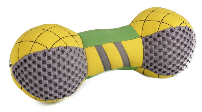 Bark-Active Neoprene Mesh Flotation Bone Fetch Dog Toy │ The World Of Giulio Pet Supplies & Products