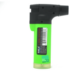 Eagle Jet Torch Gun Lighter Adjustable Flame Windproof Butane Refillable - Green