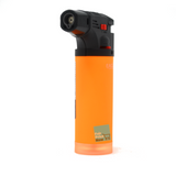 Eagle Jet Torch Gun Lighter Adjustable Flame Windproof Butane Refillable -ORANGE