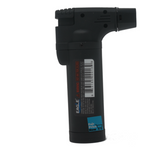 Angle Eagle Iseries Jet Flame Butane Torch Lighter Refillable Windproof & butane (Matte Black)