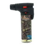 Eagle Mossy Oak Obsession 4in Torch Lighter with FREE LAL Butane