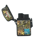 Mossy Oak Square Eagle Torch Water Resistant Obsession Lighter