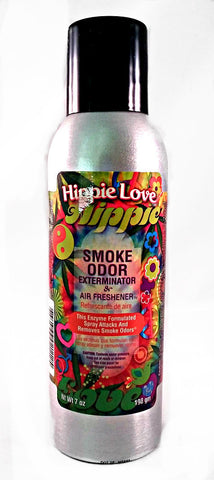 Smoke Odor Exterminator Spray 7oz-Hippie Love