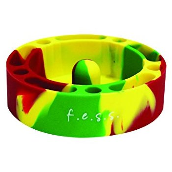 Silicone Ashtray Big Mix Colors