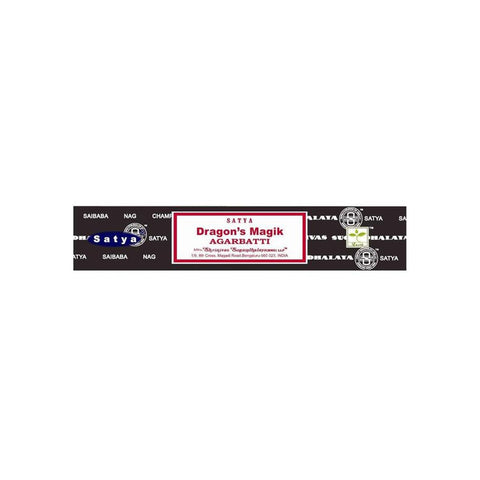 Satya Dragons Magik Incense