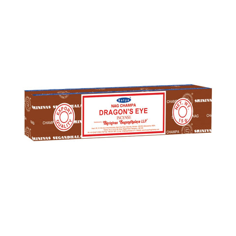 Satya Dragon's Eye Incense
